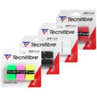 Tecnifibre Pro Contact Overgrips x 3