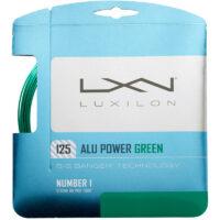 Luxilon Alu Power 1.25 Green (στρογγυλό)