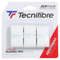 Tecnifibre Pro Players Overgrips x 3