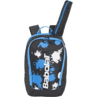 Babolat Club Classic Tennis Backpack (Black / Blue / White)