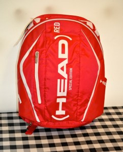 Head Back Pack, Red, Special