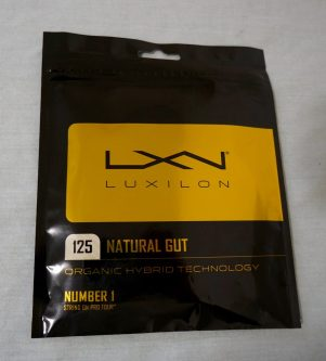 Luxilon Natural Gut String