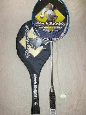 Black Knight Stinger Ti Badminton Racket - Racquets4Less.com