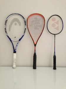 Squash Tennis Badminton - Know Your Racquet Strings