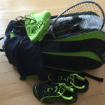 Are tennis players better dressed than squash players? Here's how you can look like a million dollars on the court.