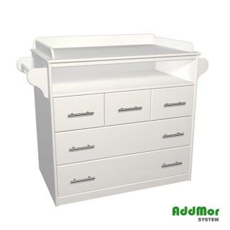 Addmor-5-Drawer-Compactum