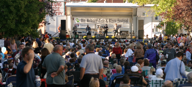 Webster Groves Jazz and Blues Festival