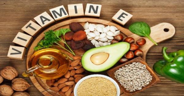 Дефицита витамина E скрывает еще одну опасность, отмечают ...