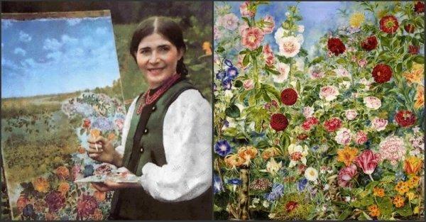 Гугл посвятил новый дудл украинской художнице ...