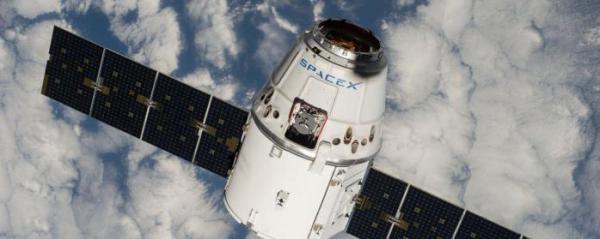 Корабль Илона Маска Cargo Dragon вернулся на Землю ...