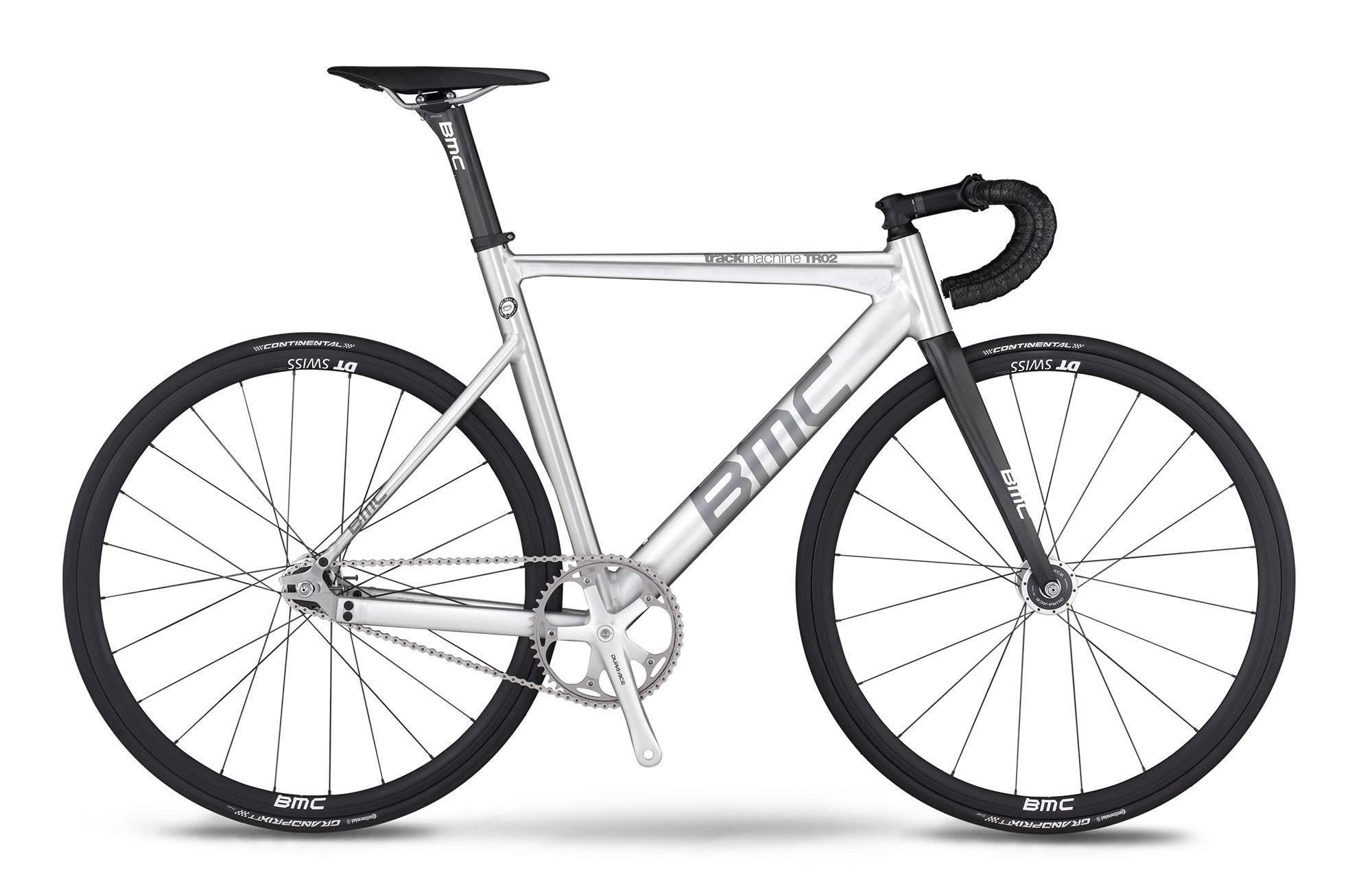 Bmc Trackmachine Tr02 Dura Ace Bike