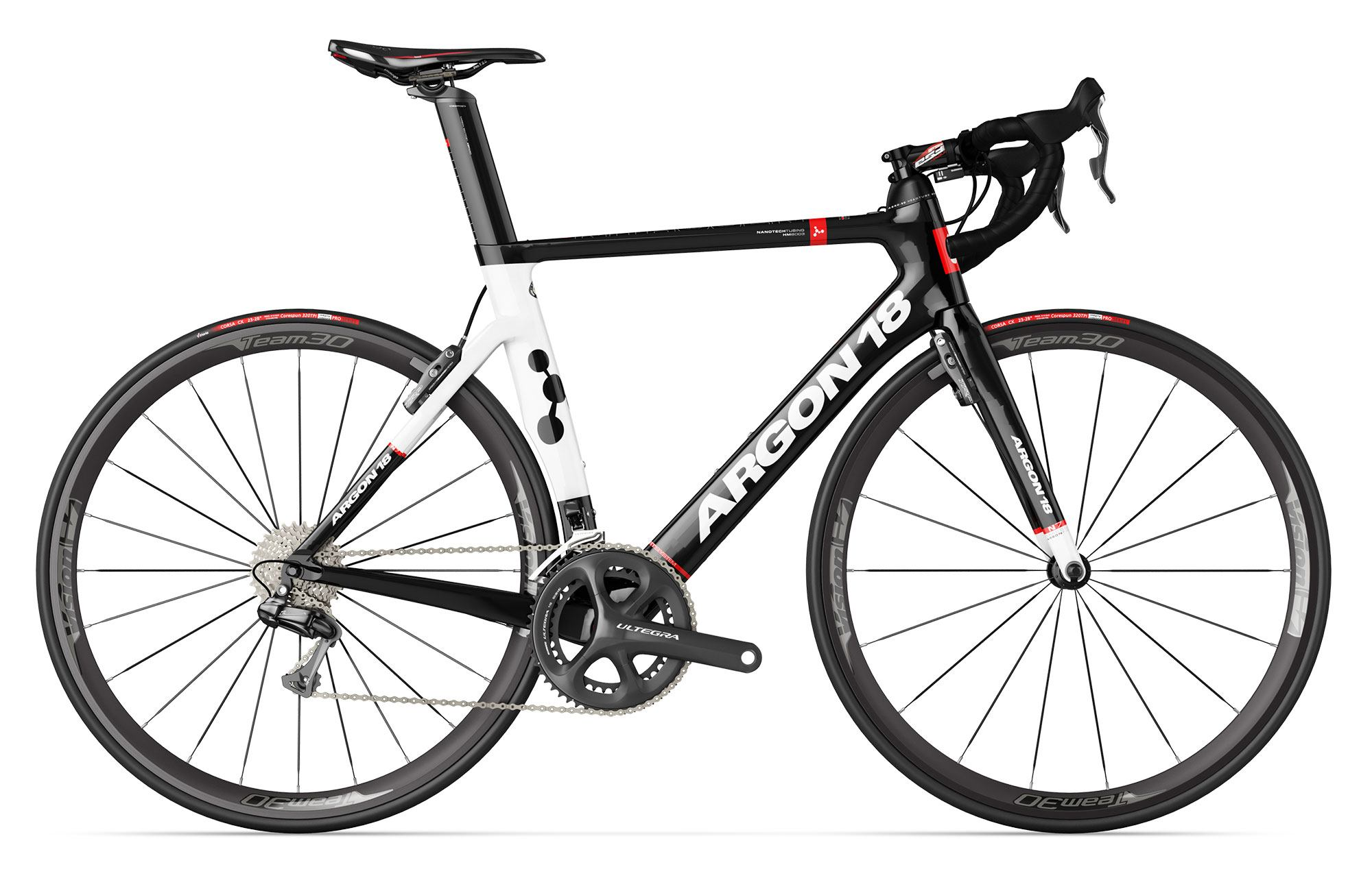 Argon 18 Nitrogen Ultegra Di2 Bike