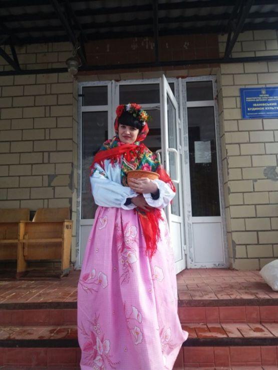 Жителі Уманщини відзначили Масляну в селі Іванівка (відео)
