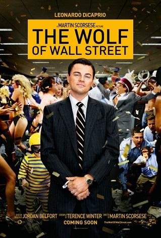 O lobo de Wall Street pôster