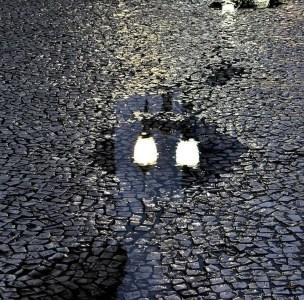 Luz no chão - R. XV