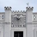 Relógio de sol - Praça Tiradentes