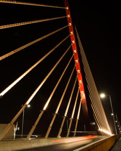 Viaduto estaiado - Curitiba