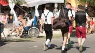 Tradicionais gays austríacos - Viena