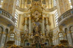 Catedral luterana de Dresden 2014