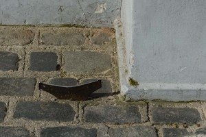 Limpe os pés - Igreja da Ordem