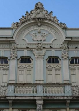 Tigre Royal - Praça Generoso Marques