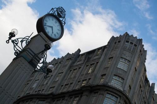 Relógio da Praça Osório