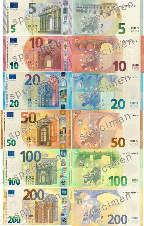 euro segunda família