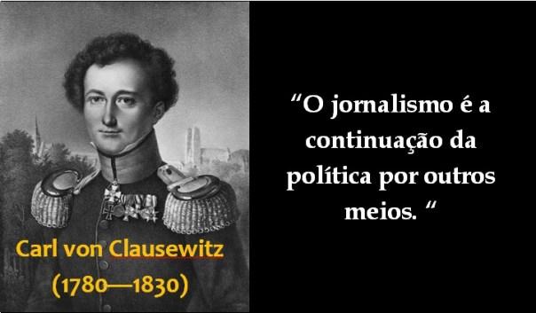 clausewitz jornalismo