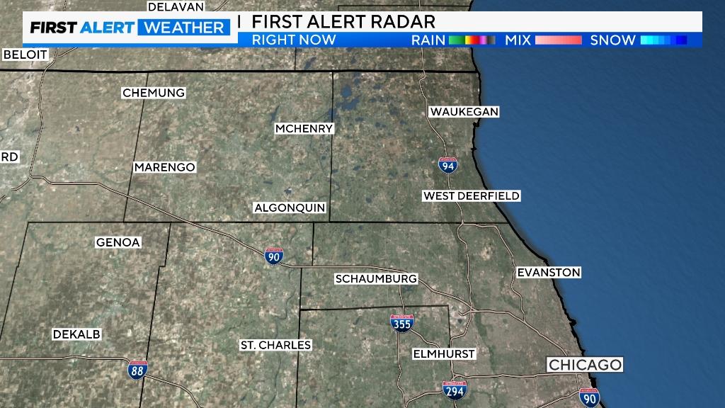 North Burbs Radar Full CBS Chicago Radar, North Burbs