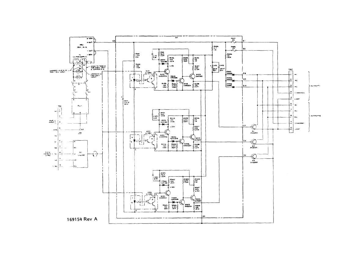 Figure 4 Compass Adapter Schematic Diagram