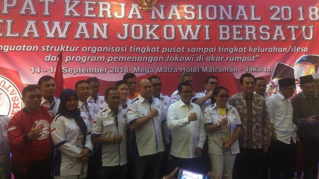 Misbakhun Bekali Relawan Jokowi Bersatu Jurus Tangkis Isu Ekonomi Radar Aktual