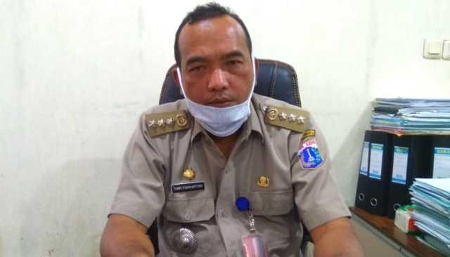 Tomy Fudihartono Camat Kebayoran Baru Menghimbau Warganya Waspada Covid-19