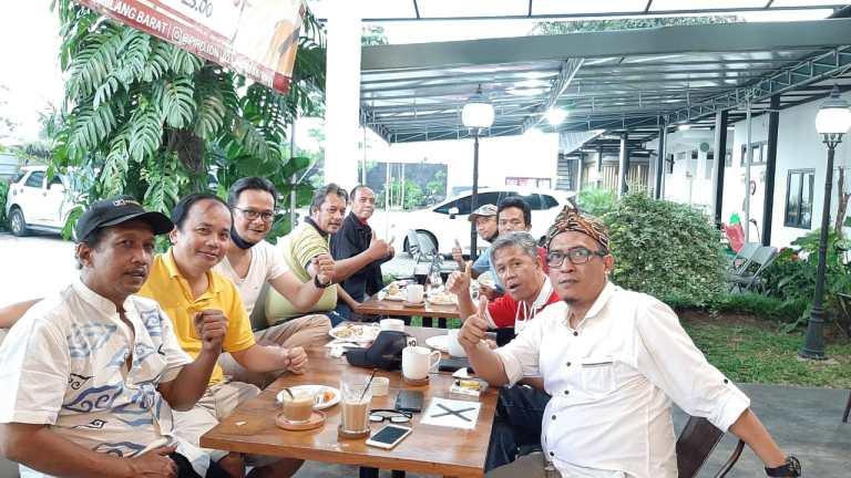 Rumah Kerja MC Jomin; Setuju Raffi Ahmad Sebagai Wakil Bu Azizah Pada Pilkada Tangsel