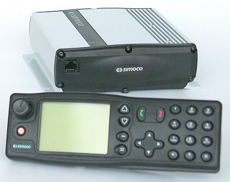 Simoco Radios