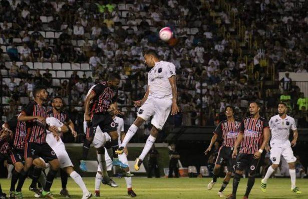 Com o tropeço do rival, ABC levanta a Taça do Estadual. Foto: Andrei Torres / ABC F.C.
