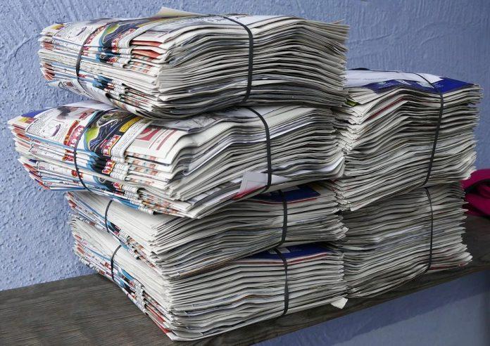 Ao contrário do que ocorria no passado, hoje a sociedade vive o excesso de informações. foto- pixabay