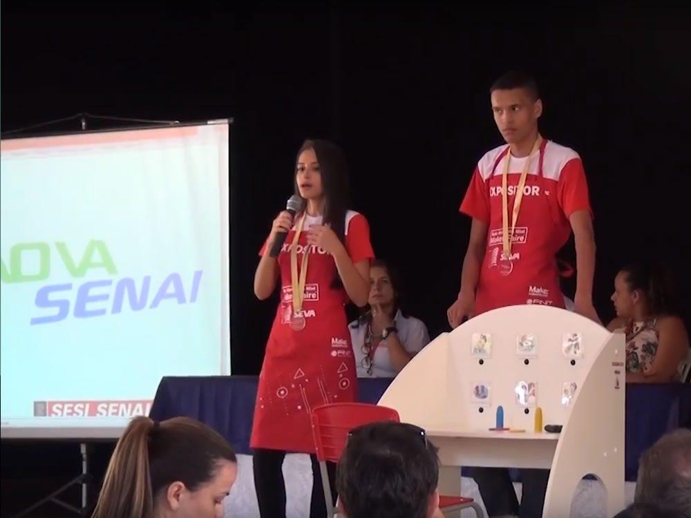 Projeto desenvolvido por alunos visa estimular habilidades de comunicação em crianças Transtornos do Espectro Autista – TEA