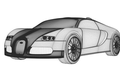 O destaque às inovações é pequeno, mas já existem vários recursos nanotecnológicos aplicados na indústria de automóveis - imagem: Pixabay