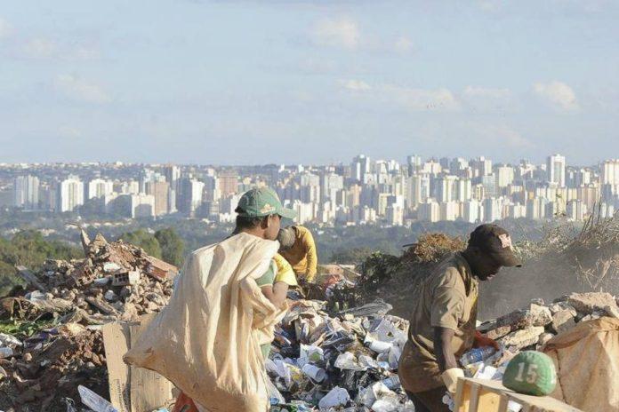 Brasil consome os recursos da natureza em um ritmo mais acelerado que a média mundial - foto: Agência Brasil