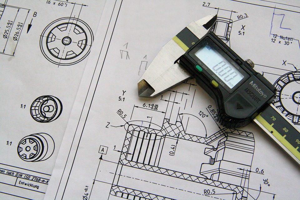 Quais as perspectivas de curto prazo para a engenharia mecânica? A atividade tende a passar por processos de automação? - foto: Pixabay