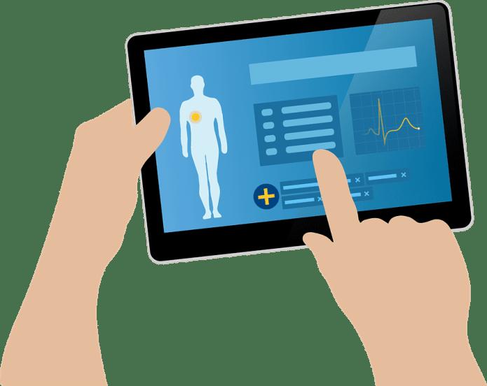 Tecnologia regulamentada por conta do coronavírus é opção para quem precisa de atendimento médico e não quer sair de casa. Ilustração: Pixabay