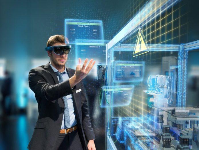 Com nova tecnologia, a Siemens assume o interesse em de ter um papel ativo na transformação do local de trabalho. Foto: ilustração - Siemens