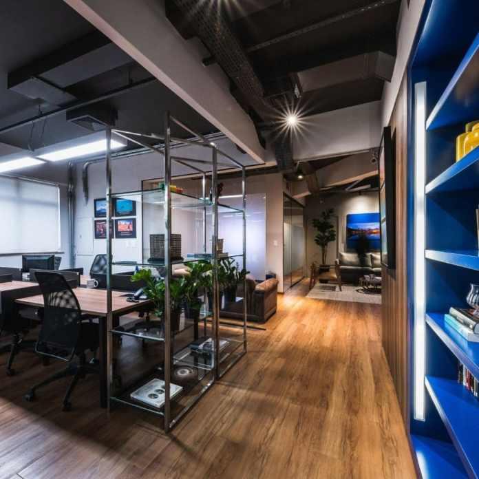 Head of Love: a humanização do trabalho em tempos pandêmicos -  foto de espaço de trabalho de coworking - divulgação