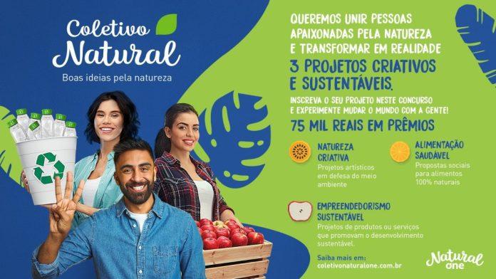 anuncio natural one oferece prêmio para negócios sustentáveis
