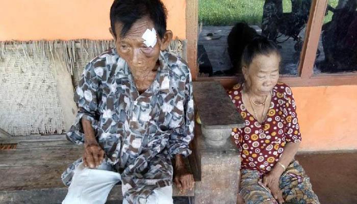 Dipukuli Preman, Kakek 88 Tahun Mengaku Kapok Jualan
