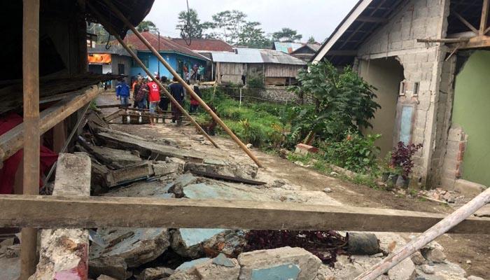 Gempa Banjarnegara, 2 Tewas