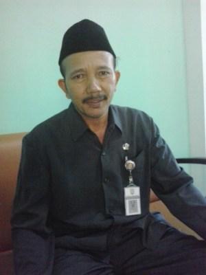 Kabid Pembinaan SD Disdikbud Kabupaten Kendal, Bejo, S Pd