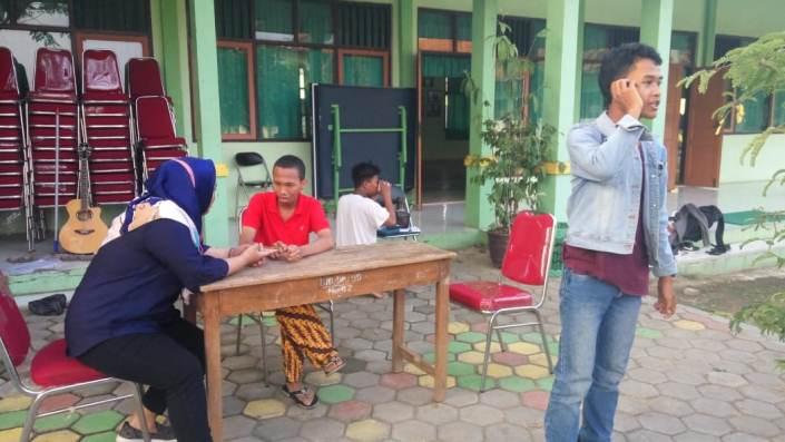 Wow, Teater Bayang MAN 1 Ikut Lomba Festival Sastra Indonesia Tingkat Jateng)