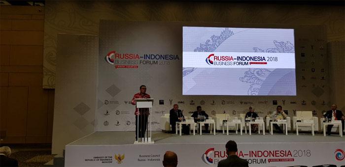 Rusia Indonesia 2018