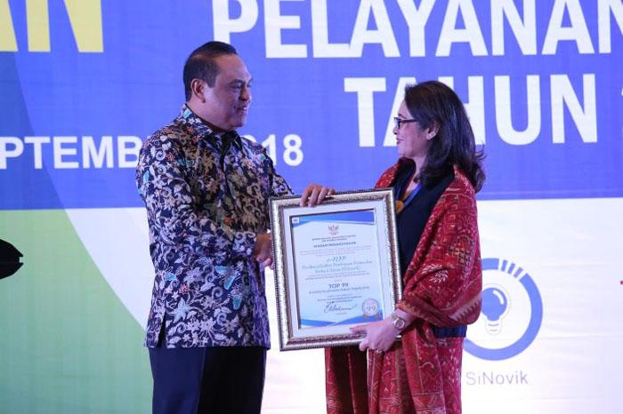 Penghargaan Kementerian PUPR